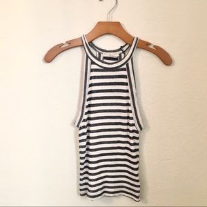 Urban Outfitters Truly Madly Deeply Stripe Tank